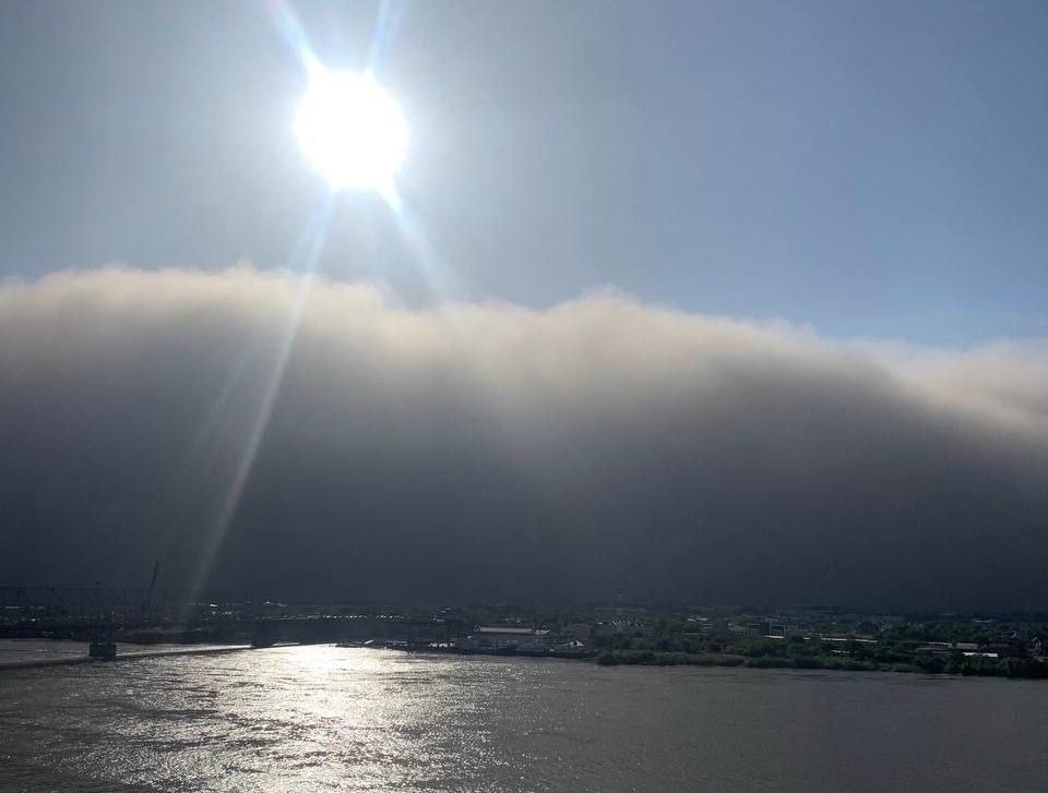 Упавшую под Астраханью водонапорную башню уберут до 15 ноября