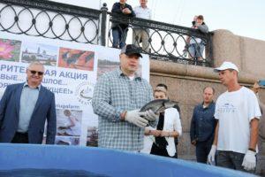 Астраханской области могут увеличить финансирование на воспроизводство осетровых