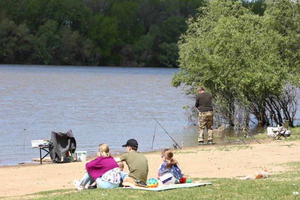 Рыбалка признана самым популярным видом отдыха у туристов в Астраханской области