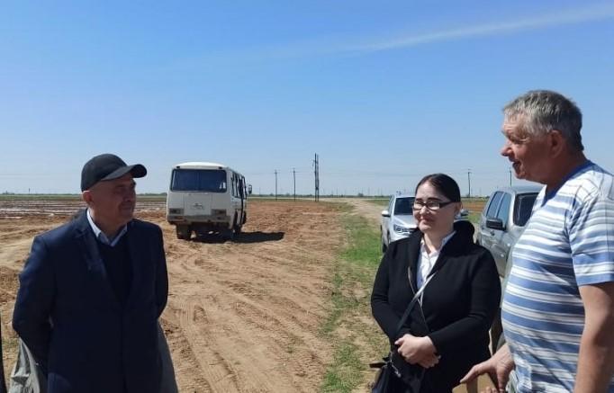 Аграрии Ахтубинского района полны оптимизма