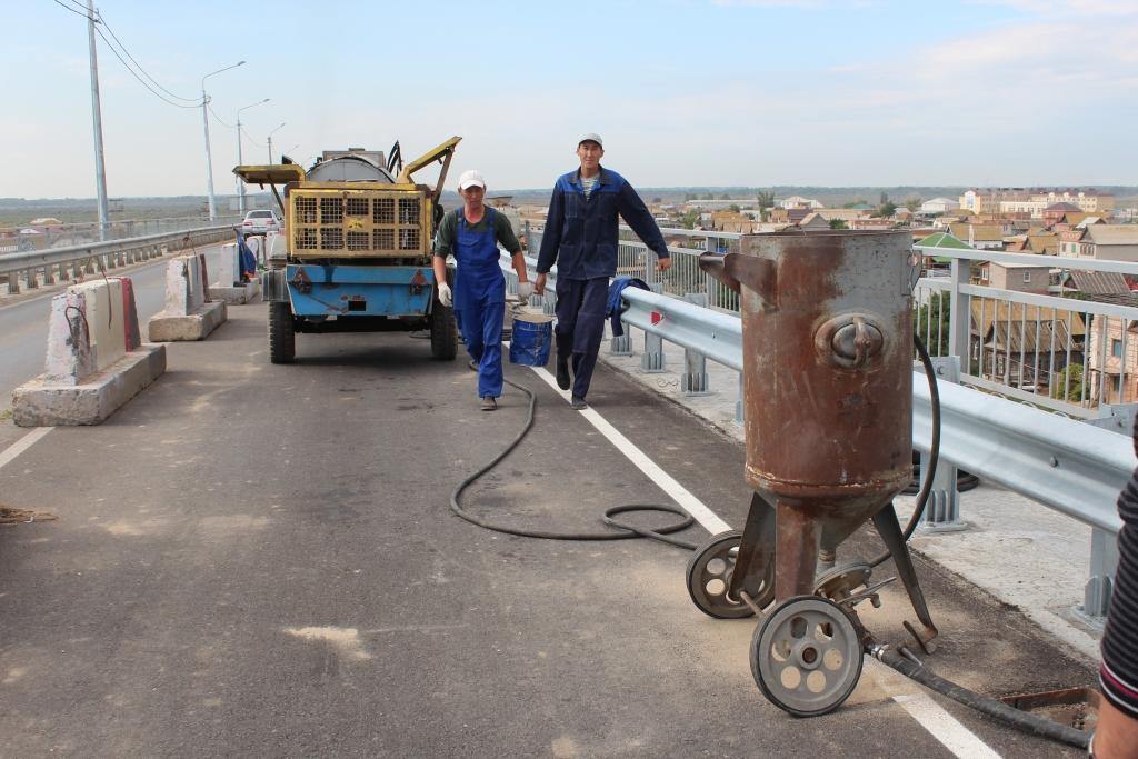 160 мостов Астраханской области требуют срочного ремонта