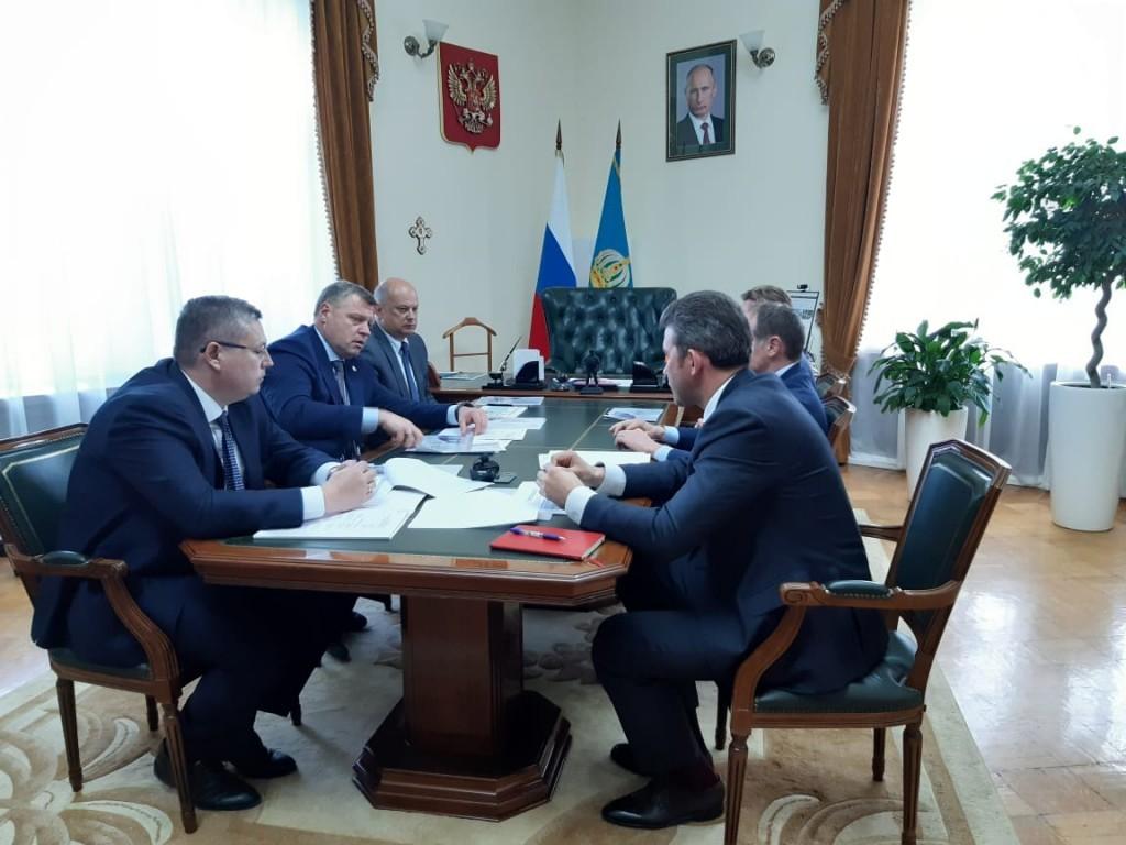 Астраханская область стала меньше зависеть от импортных смазок