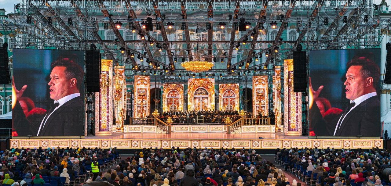 «Классика на Дворцовой»: триумфальное возвращение события можно посмотреть только в Wink