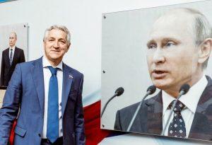 Леонид Огуль вошел в топ-50 эффективных депутатов Госдумы