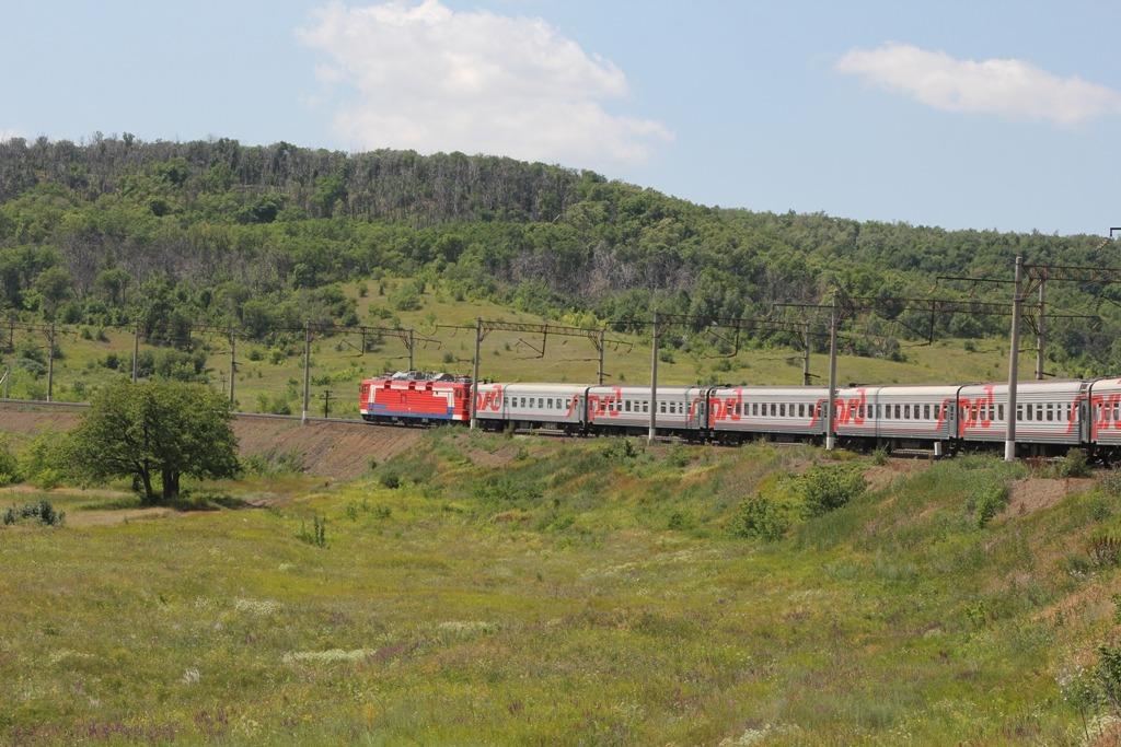 Из Астрахани в Новороссийск запустят беспересадочные вагоны