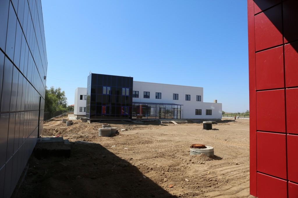 При строительстве гребного центра под Астраханью выявили хищения бюджетных средств