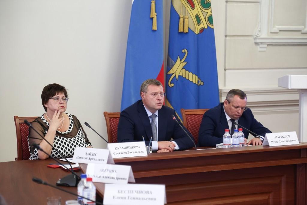Игорь Бабушкин: нужны прорывные шаги в развитии региона