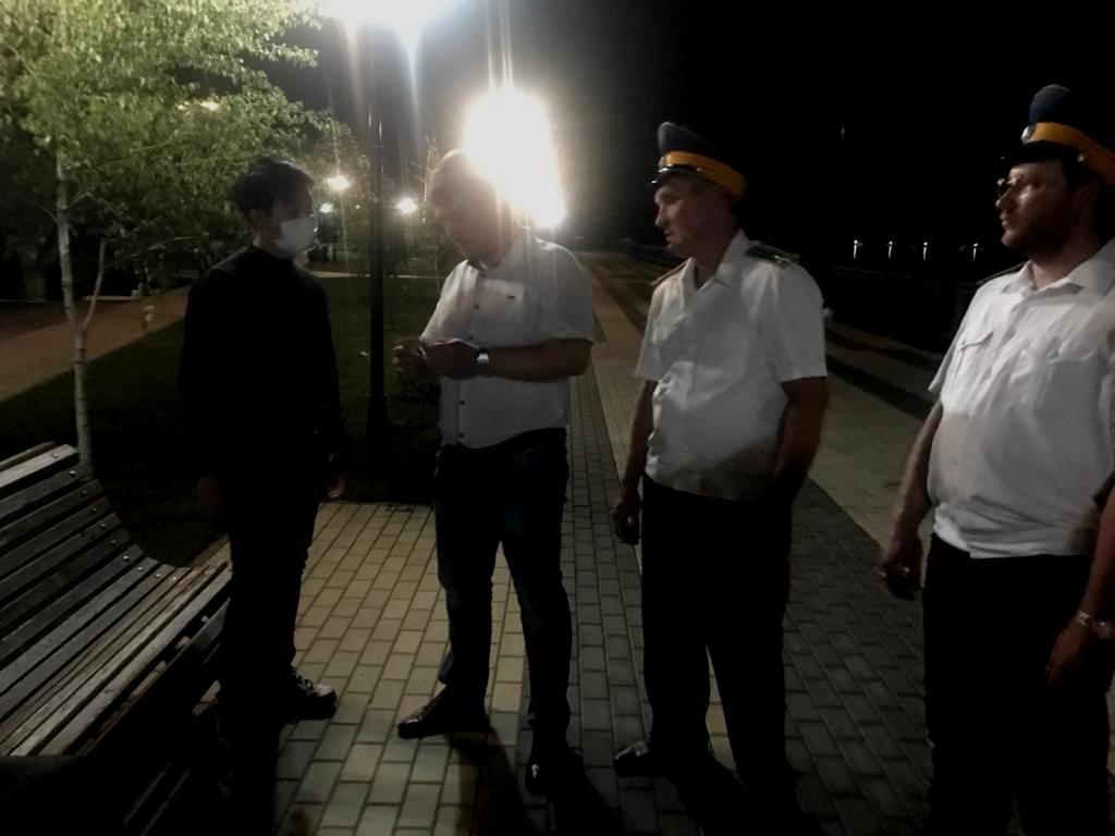 В Красноярском районе полицейские нашли пьяного подростка