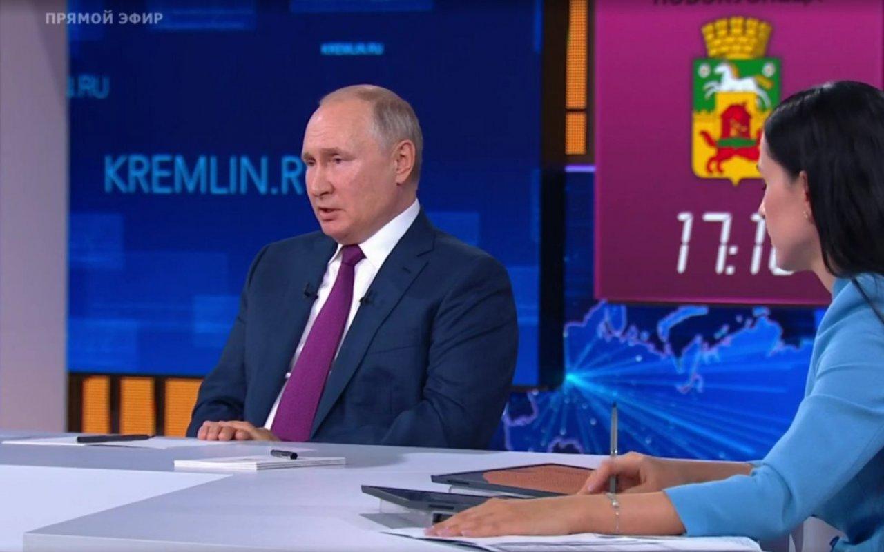 Путин посоветовал губернаторам проводить прямые линии