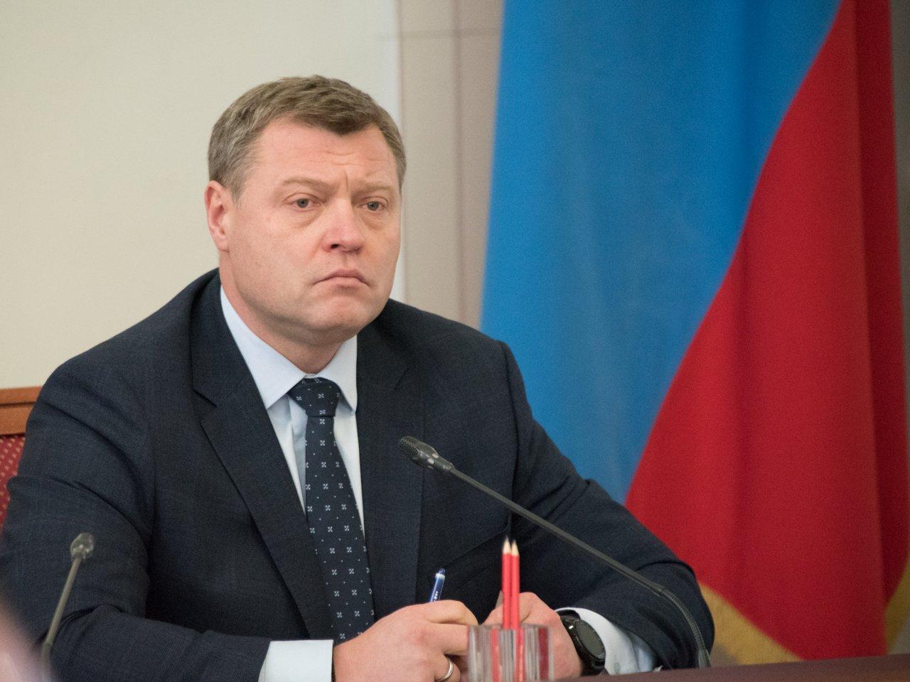 Игорь Бабушкин обратился к астраханцам: «Счет пошел на дни»