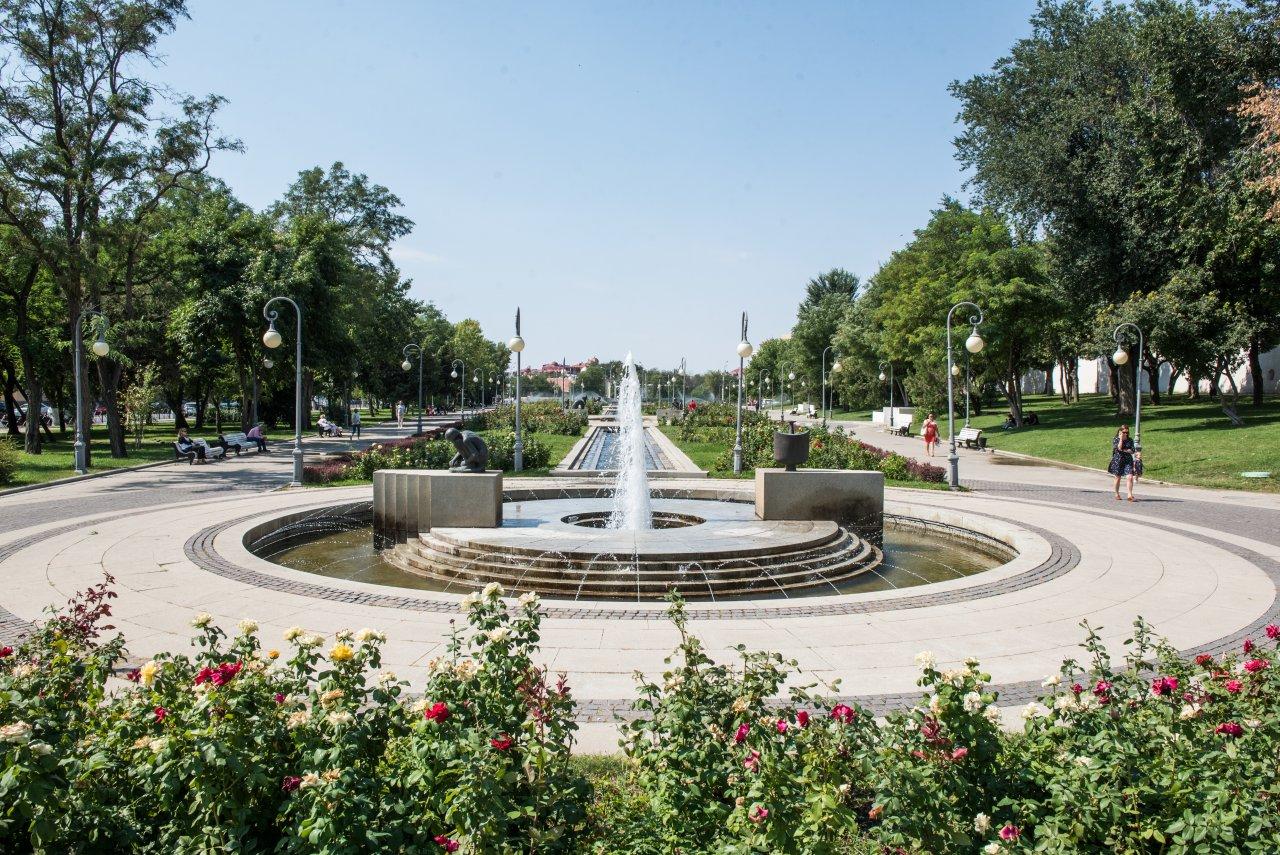 В Астраханской области прогнозируют жару до 42 градусов