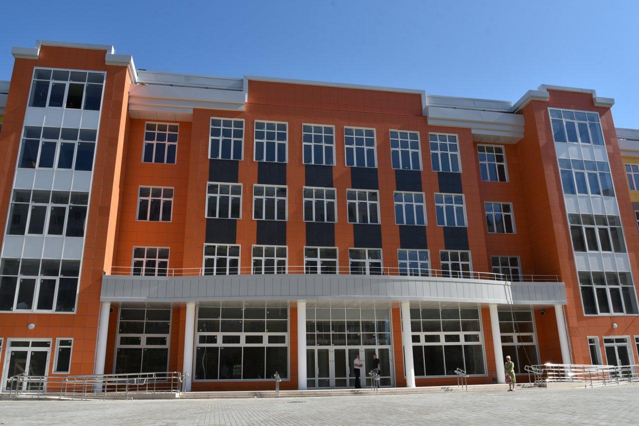 Лицей №2 примет учеников в новом здании