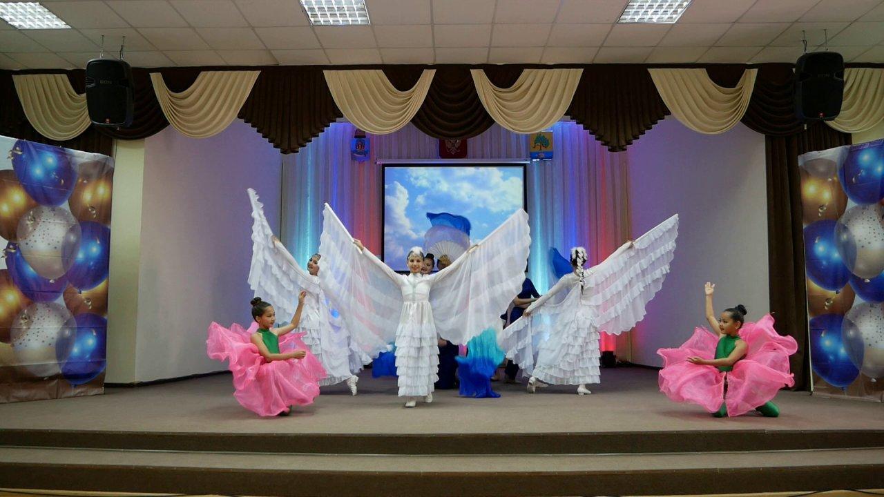 В Приволжском районе провели праздник, посвященный Дню России