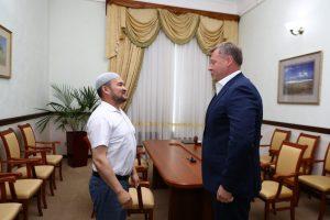 Игорь Бабушкин – муфтию Астраханской области: у нас общая стратегия