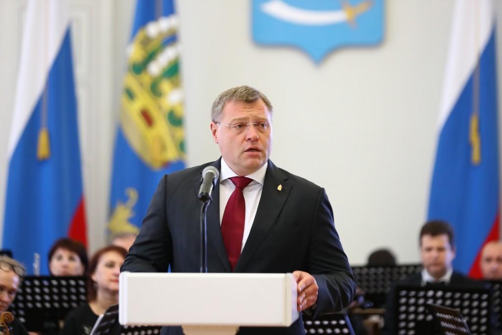 Игорь Бабушкин: «Становление новой России было непростым»