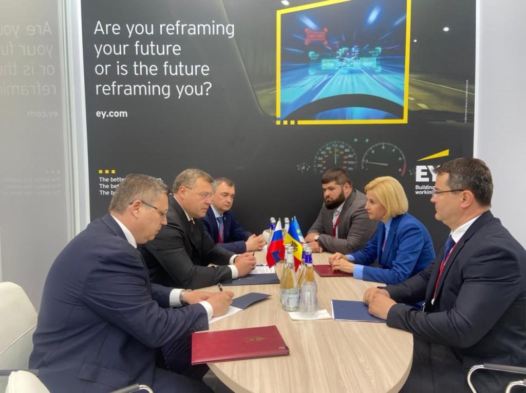 Астраханская область будет сотрудничать с Гагаузией