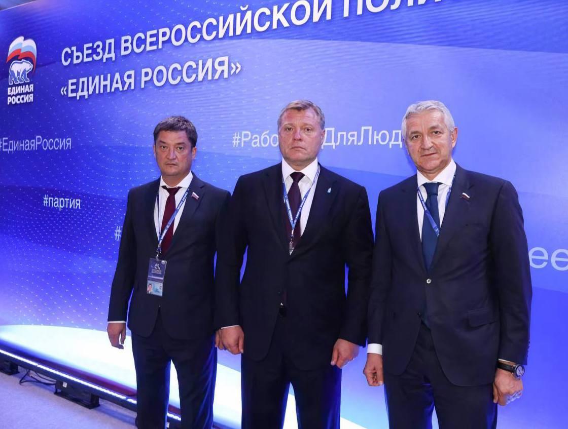 Игорь Бабушкин объяснил решение возглавить региональный список «Единой России»