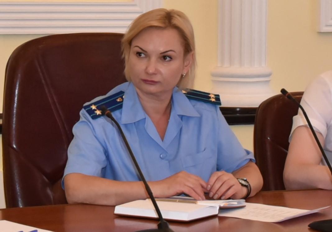 Прокурор Астрахани уходит в отставку