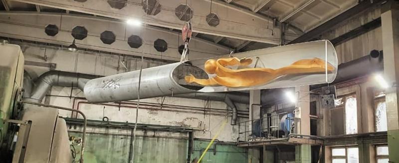 В Калуге появится скульптура «Союз-Аполлон»