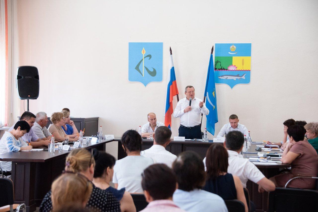 Астраханские депутаты проделали большую работу по поддержке предпринимателей