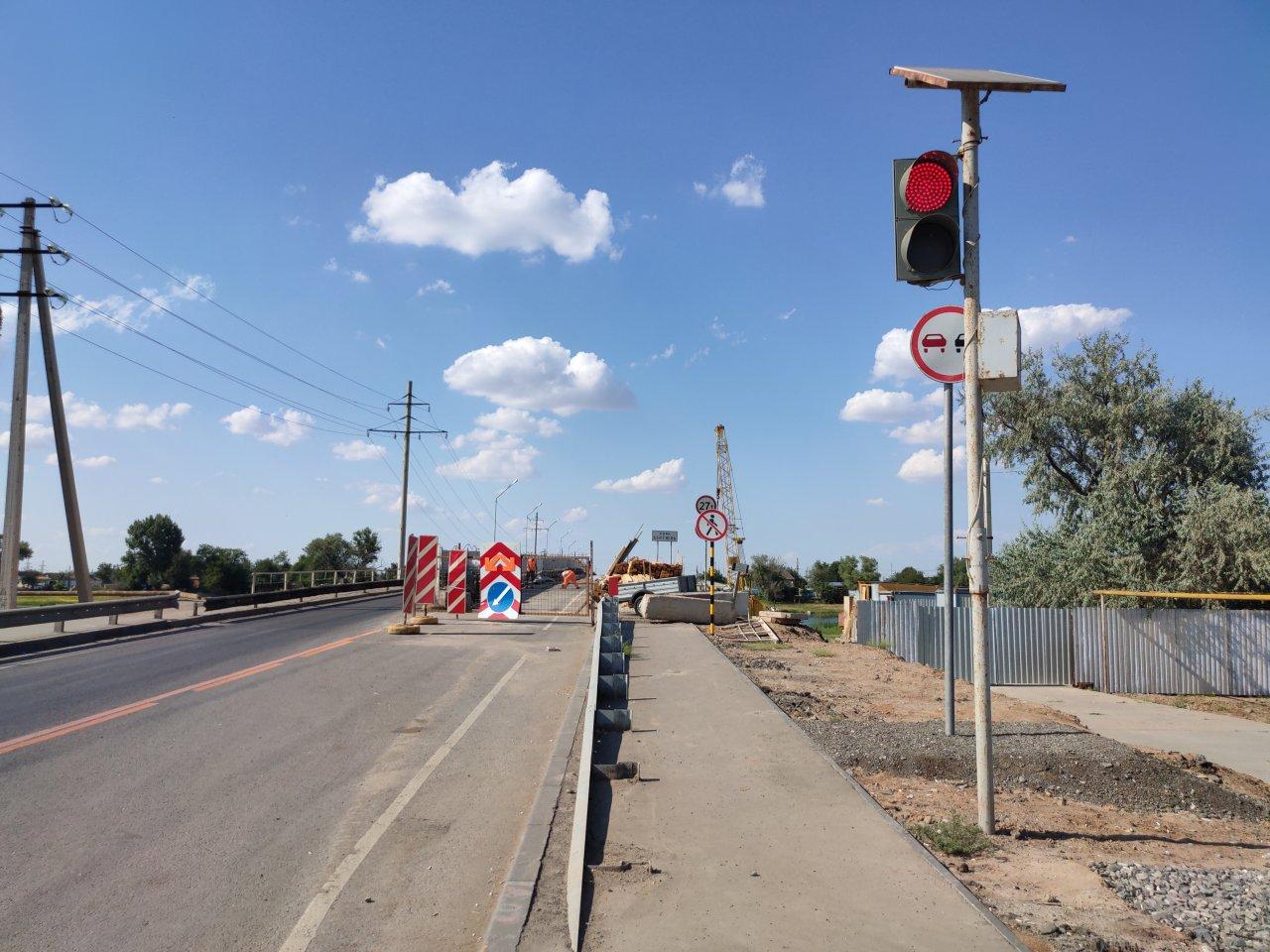 Мост в Красных Баррикадах отремонтируют к осени 2022 года