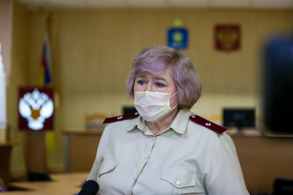 Людмила Носкова: заболеваемость в регионе только растет