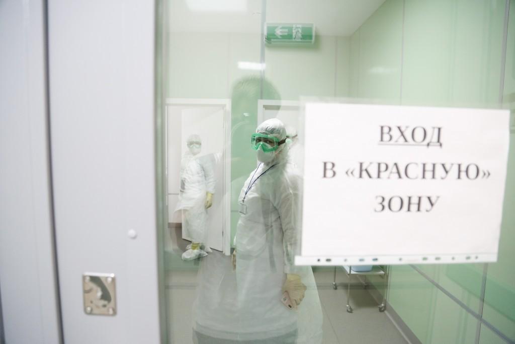 В Астраханской области низкий уровень паники из-за коронавируса