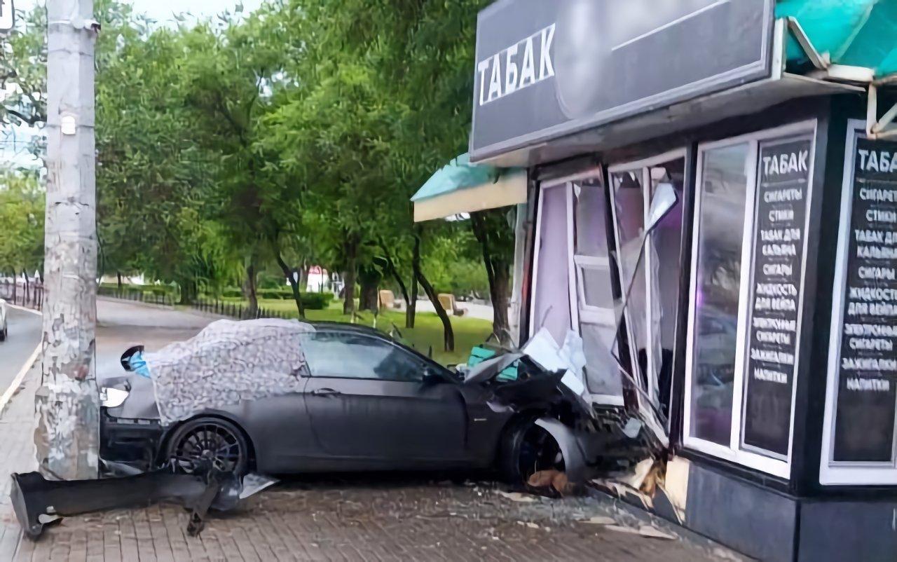 Сбивший в конце июня пешехода BMW ехал со скоростью 144 км/ч