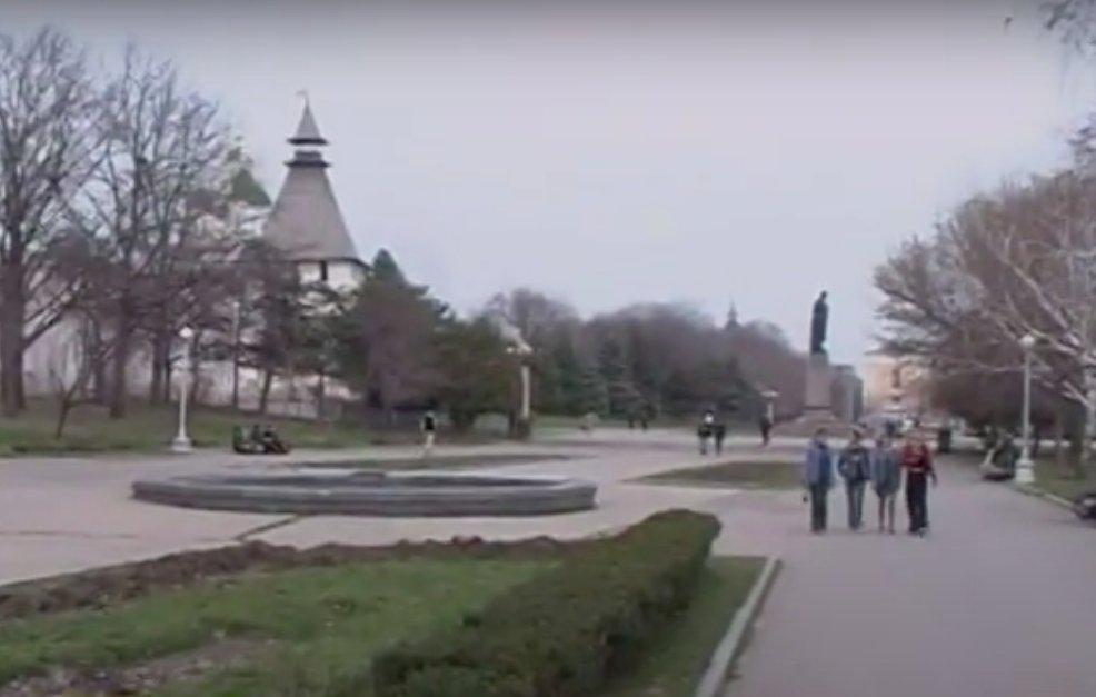 Астраханский телеканал «Проспект» опубликовал архивные передачи 2004 года