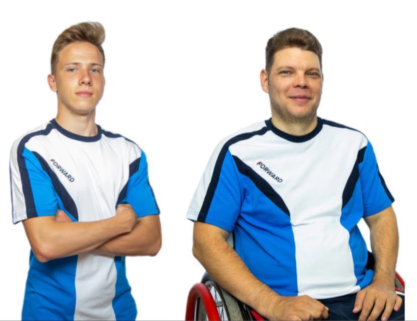 Двое астраханцев впервые представят страну на Паралимпийских играх в Токио