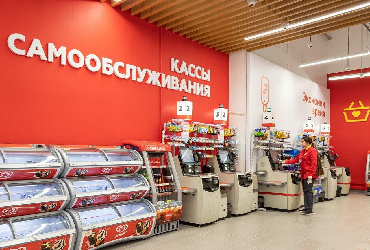 «Магнит» в Астрахани запустит систему борьбы с очередями