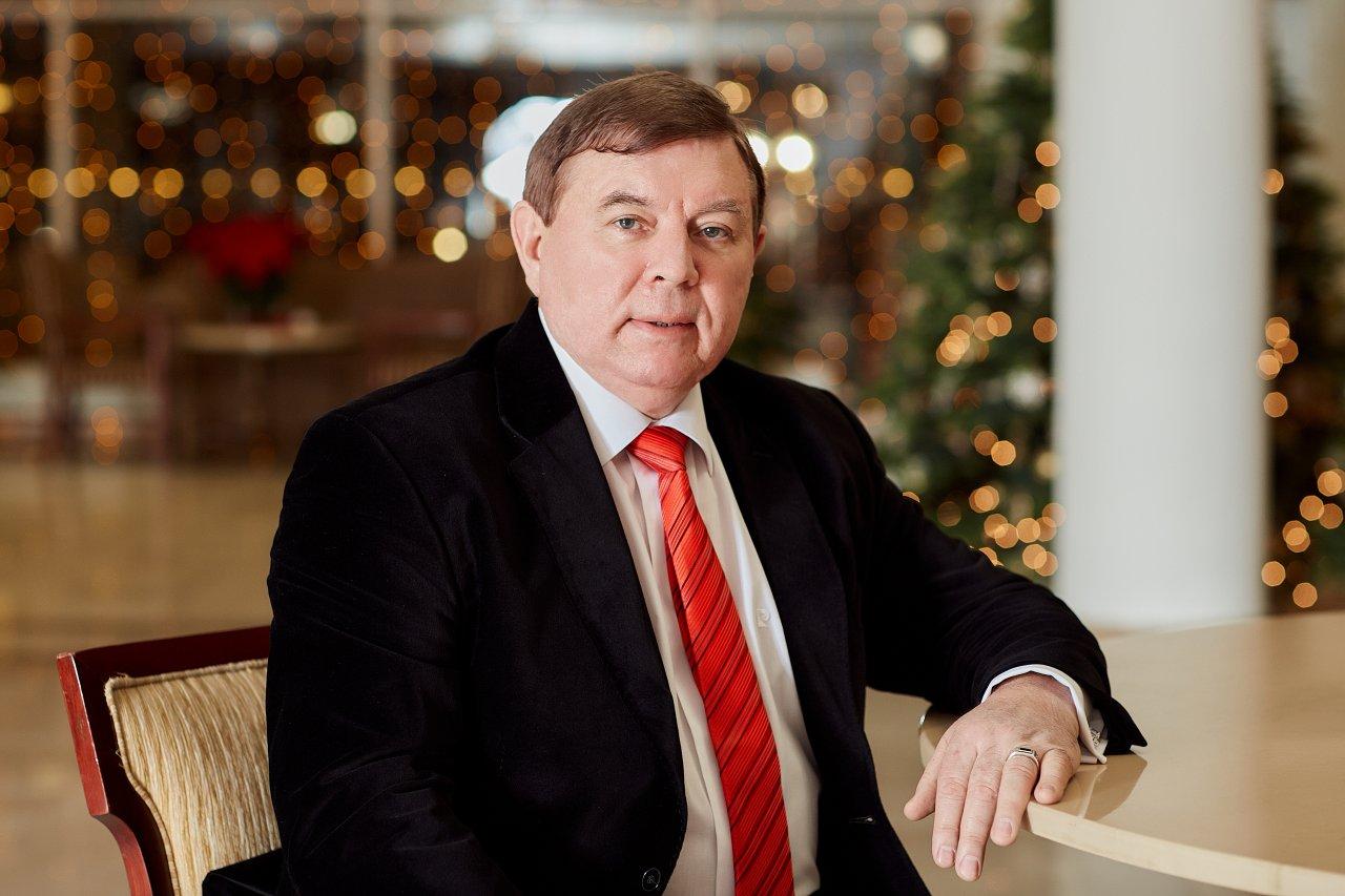 25 июля ушел из жизни известный астраханский предприниматель, врач и меценат Геннадий Викторов