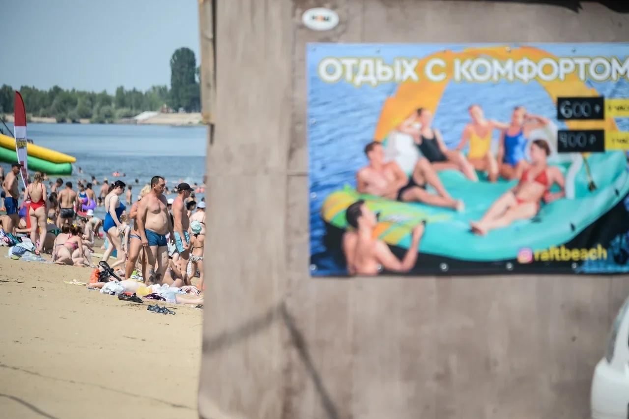 Как в Астрахани подготовились к пляжному сезону