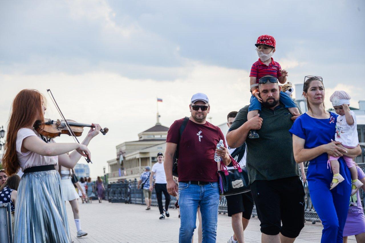 Мастер-план поможет сдержать отток населения из Астрахани