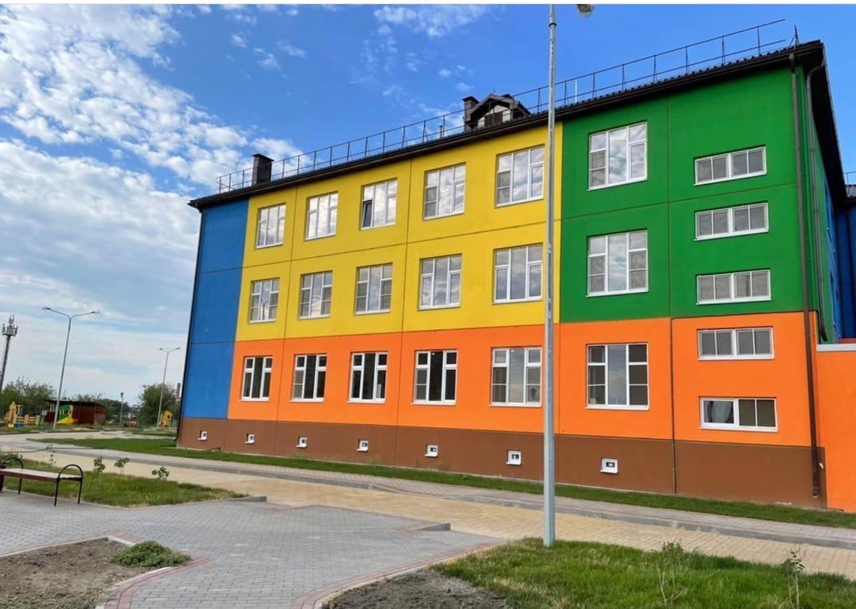 Новая школа на 1000 мест появится в Военном городке