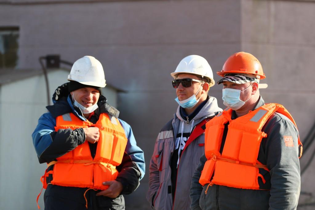 Игорь Бабушкин назвал среднюю зарплату на «Красных Баррикадах»