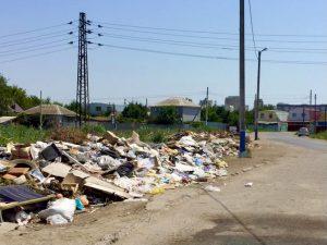 Почти 500 стихийных свалок в Астраханской области зафиксировали в этом году