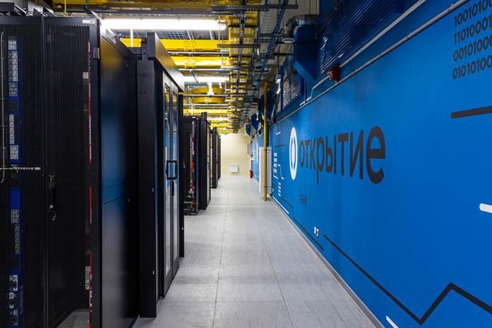 Банк «Открытие» ввел в эксплуатацию единый центр обработки данных группы