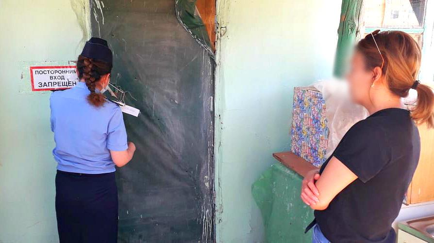 В детском саду Астраханской области закрыли столовую из-за нарушений