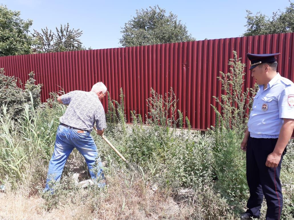 Борьбу с наркотиками в Астрахани ведут без остановки