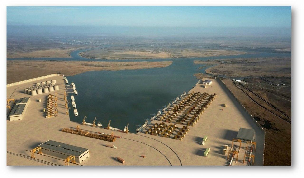 Портовая ОЭЗ в Астраханской области получила якорного резидента