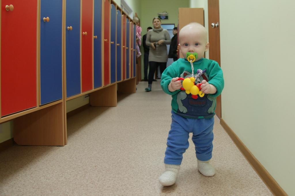 В Астрахани намерены открыть еще три детских сада