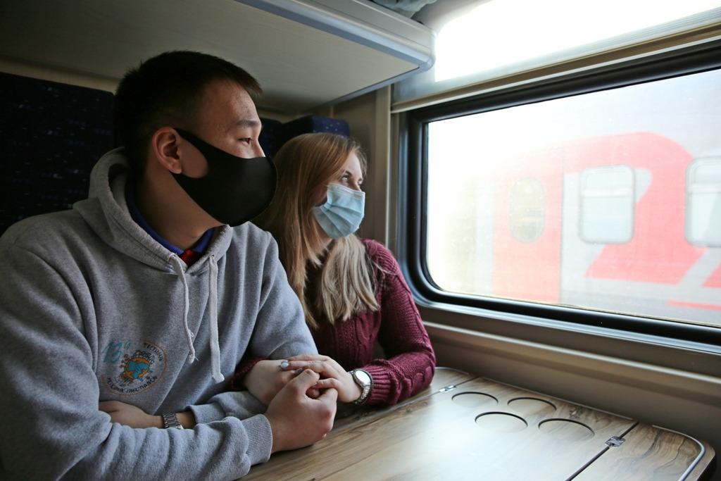 РЖД Бонус» увеличивает до 50% скидку на билеты на поезда дальнего следования для студентов