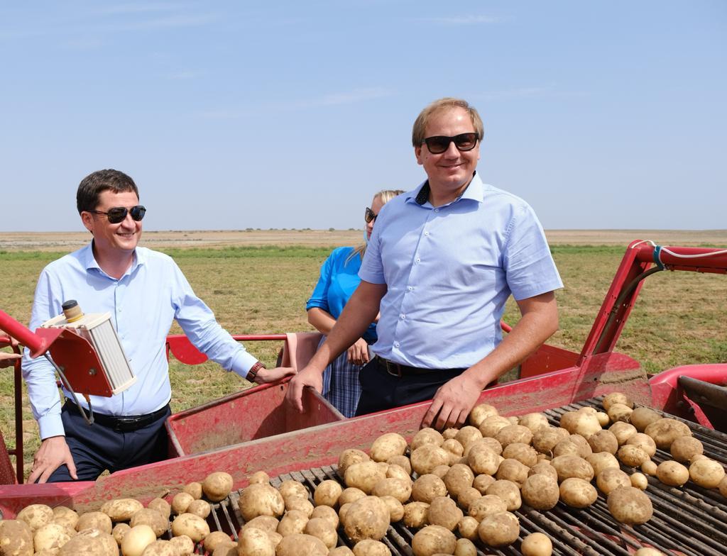 Ринат Аюпов: «Аграрная отрасль Астраханской области готова к новому этапу развития»