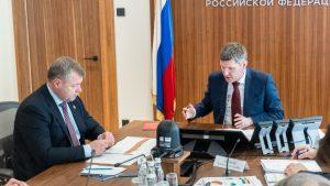 Астраханская область может стать центром России на Каспии