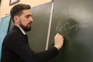 Новым министром образования Астраханской области стал Егор Угаров