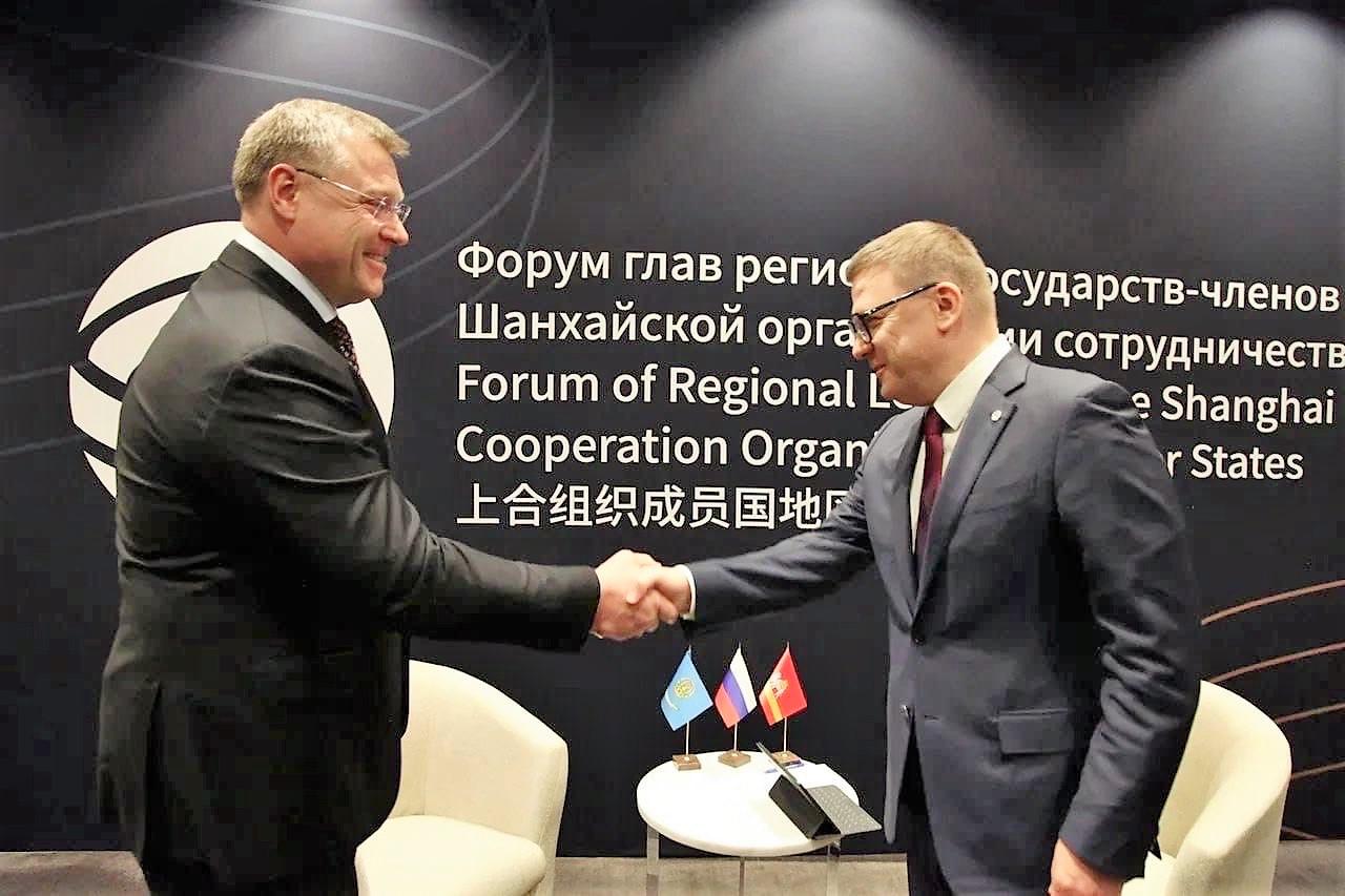 Астраханская и Челябинская области наметили приоритетные направления сотрудничества