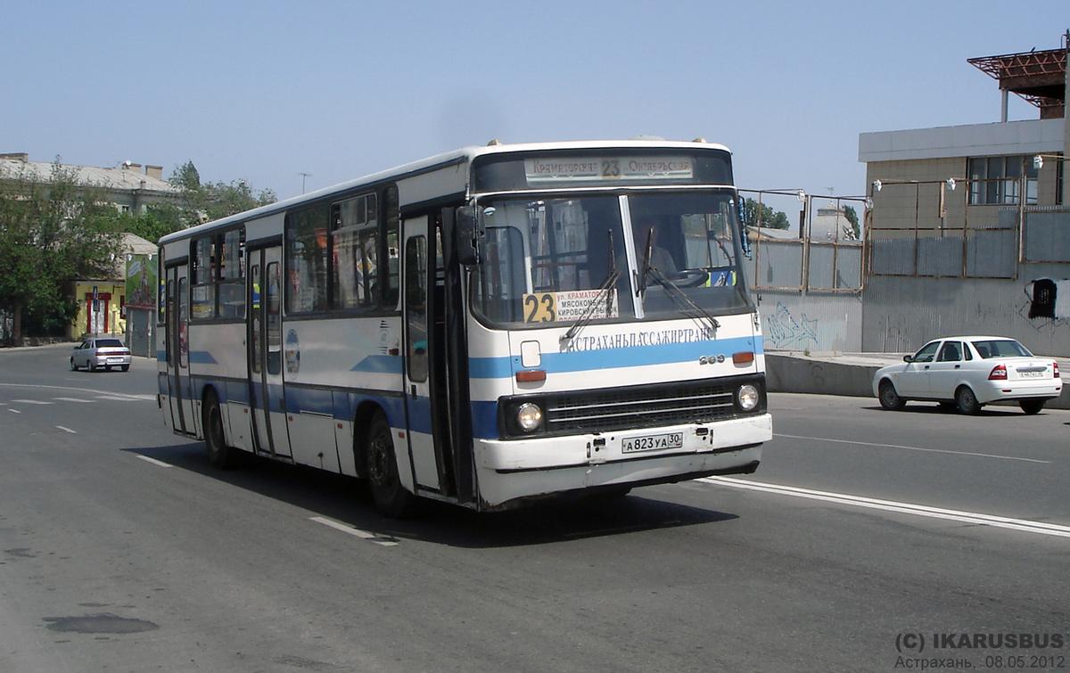 Массовый запуск автобусов по Астрахани обойдется в сотни миллионов в год
