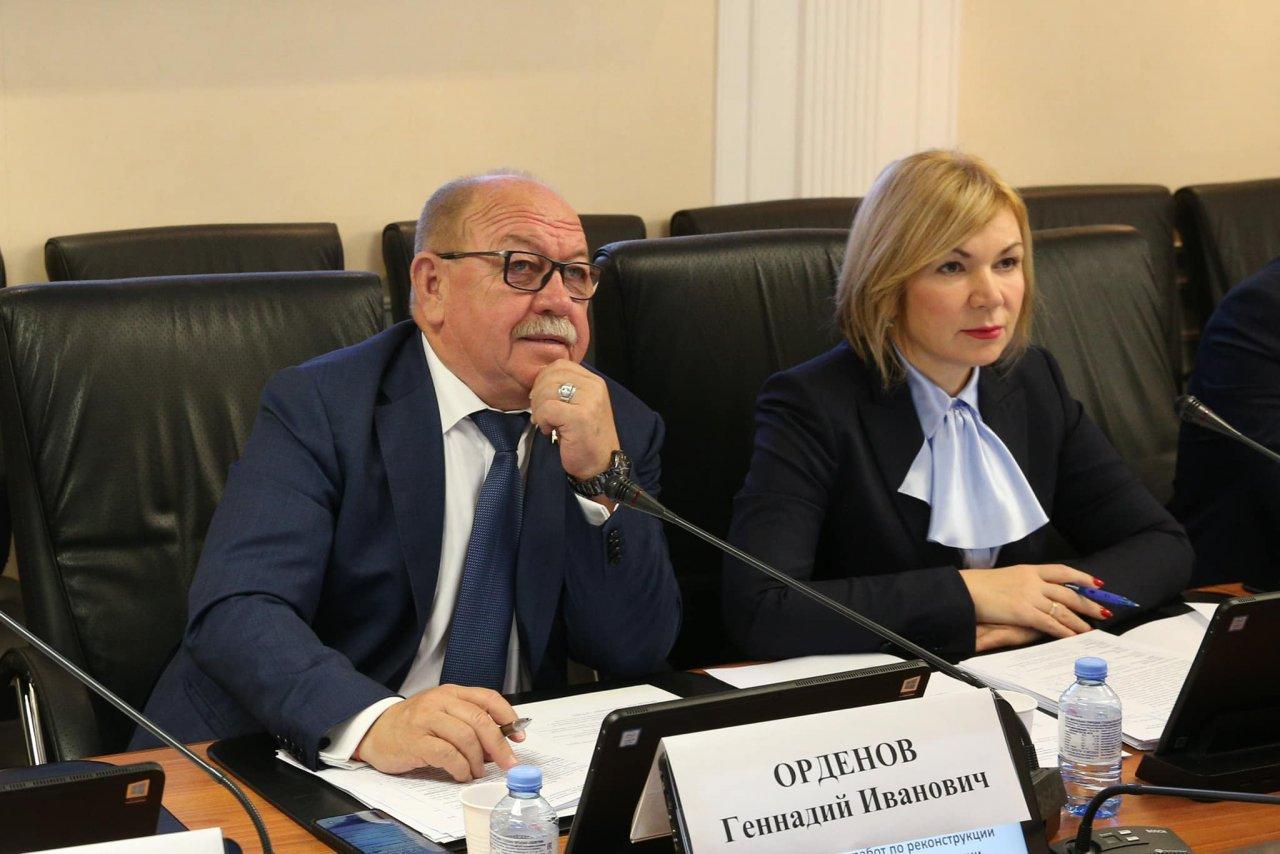 Совет Федерации держит на контроле проблемы Астраханской области