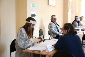 В Астраханской области проголосовали уже более 180 тысяч избирателей